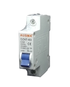 Picture of Aus 1p 32A dinrail circuit breaker/1*240
