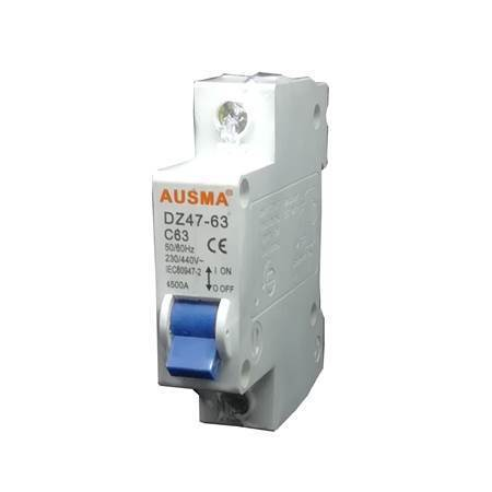 Picture of Aus 1p 63A dinrail circuit breaker/1*240