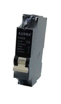 Picture of Aus 2p 63A minirail s/d isolator/1*120