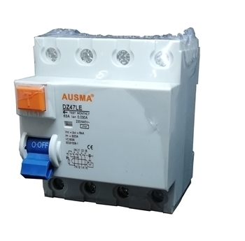 Picture of Aus 4p 63A 30mA  dinrail earth leakage/1*60