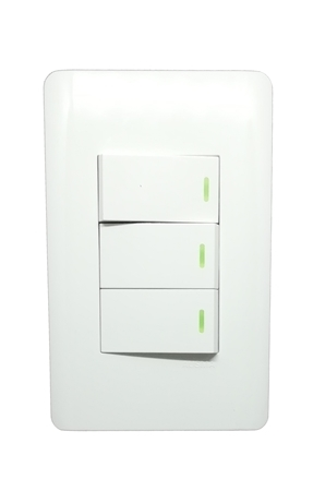 Picture of Aus A103-B(3 lever switch)/1*96