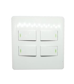 图片 Aus A104-B(4 lever switch)/1*80