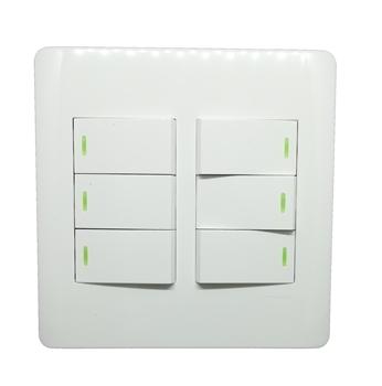 图片 Aus A106-B(6 lever switch)/1*80