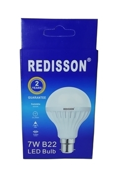 Picture of 7WB22  (RED led bulb)/1*100