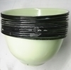 Picture of FB18(FOOTED BOWL 18CM*1)/1*24