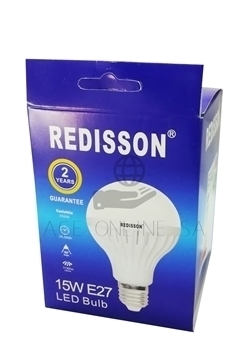 Picture of 15W E27(Red led bulb)/1*50
