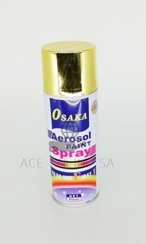 Picture of 319 plating gold osaka paint/1*24