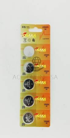 Picture of CR2025(3V OSAKA BATTERY)/1*6*100