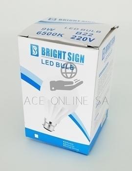 图片 BS-3326 9W B22 LED BULB/1*100