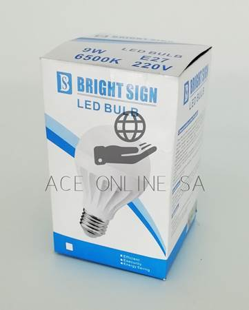 Picture of BS-3330 9W E27 LED BULB/1*100