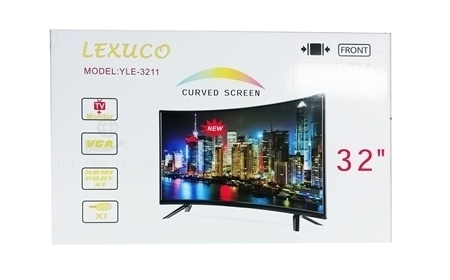 """Picture of YLE-3211 32"""" curve yachisa led tv"""