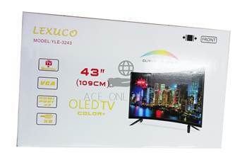 "Picture of YLE-3243 43""LEXUCO LED TV/1*2"