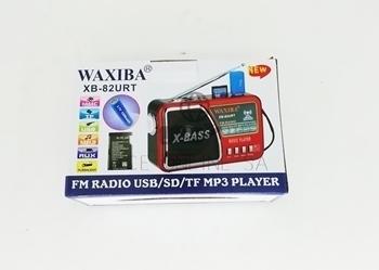 Picture of XB-82URT WAXIBA RADIO/1*60