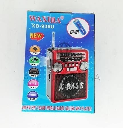 Picture of XB-936U WAXIBA RADIO/1*60