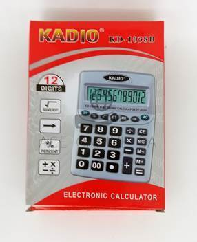 Picture of BS-7261(ELE CALCULATOR KD-1038B)/1*80
