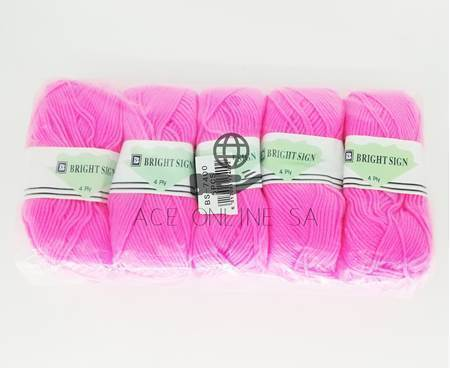 Picture of BS-7400(5P PINK WOOL)/1*40