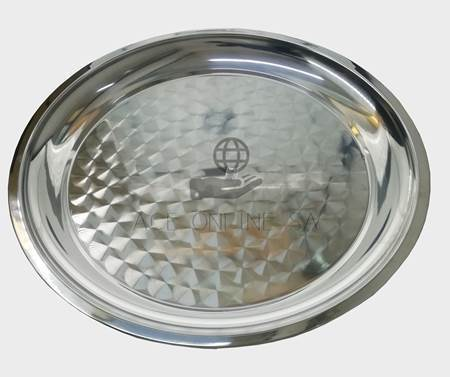 Picture of KM-P60 Round tray 60cm/1*30