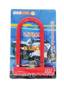 Picture of 3731 Motorcycle u lock/1*60