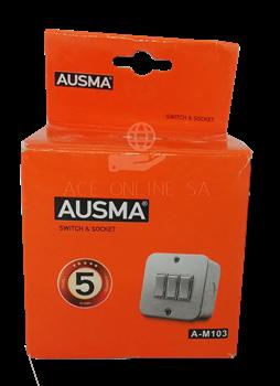 图片 AUS A-M103(3 lever switch)STEEL/1*100