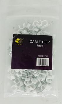 图片 THCP2700 cable clip 7mm/1*125