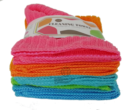 Picture of BS-7174 5pcs cleaning towel/1*240