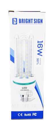 Picture of BS-3213 4U 16W B22 LED/1*100