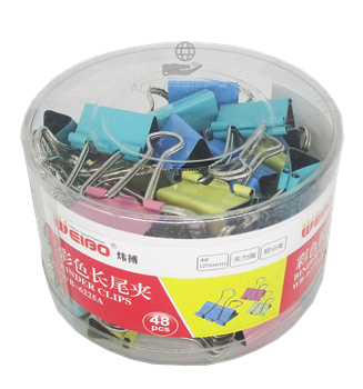 Picture of WB-6225A(Binder clips)/1*48