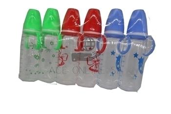 Imagem de BS-7286 240ml milk bottle 6pcs/1*40