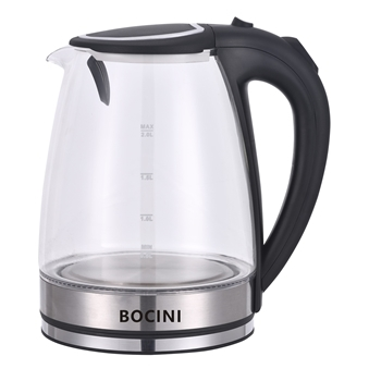 Picture of BK04 BOCINI Glass kettle/1*12