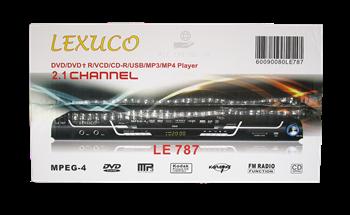 Imagem de LE-787(Lexuco dvd player)/1*10