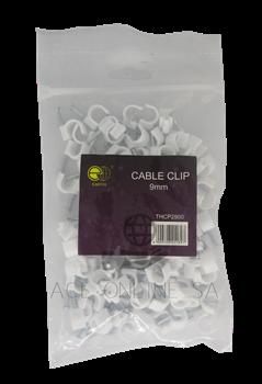 图片 THCP2900 cable clip 9mm/1*75
