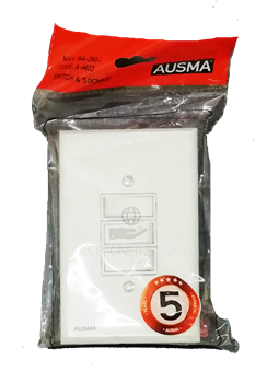 图片 AUS A-M03(plastic cover)/1*96