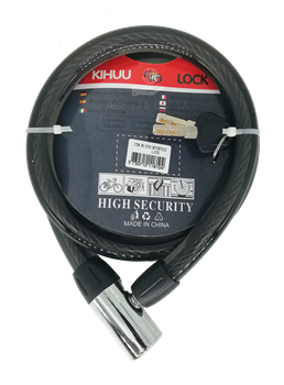Picture of 3730 Bicycle lock/1*60