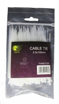 Picture of THWE7720 cable tie 2.0*100mm/1*220