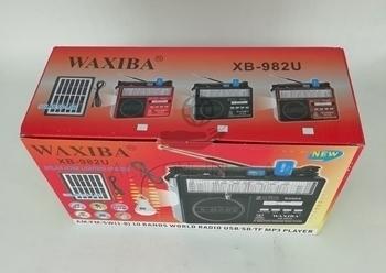 Picture of XB-982U WAXIBA RADIO/1*24