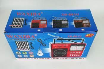 图片 XB-981U WAXIBA RADIO/1*24