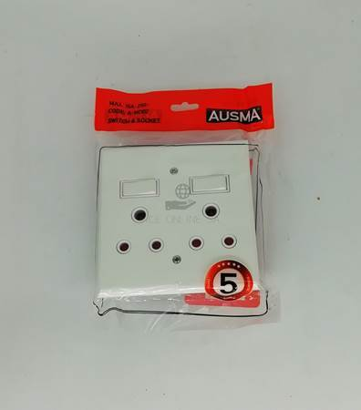 Picture of AUS A-MD02(d/wall s/socket)/1*80