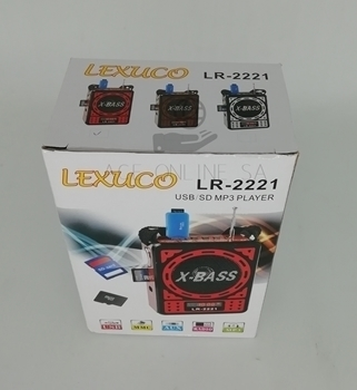 Picture of LR-2221 LEXUCO RADIO/1*40