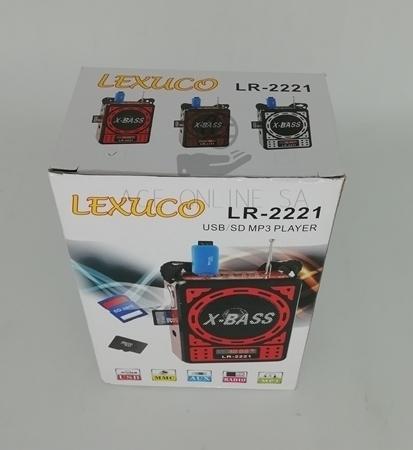 Picture of LR-2221 LEXUCO RADIO/1*40