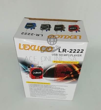 Picture of LR-2222 LEXUCO RADIO/1*40
