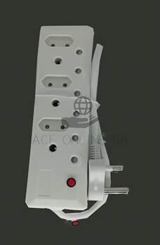 Picture of MI-06(6 WAY MULTI-PLUG)/1*40