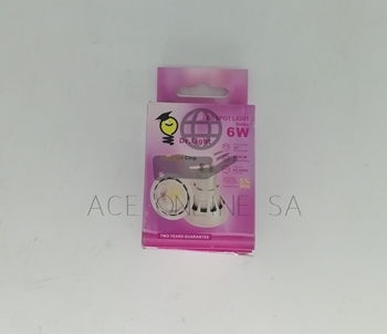 Picture of DOWN LIGHT SMD 6W/1*100