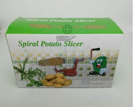 Picture of Spiral potato chips/1*24