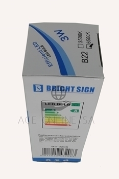 Picture of BS-3208 3U 3W-B22 LED/1*100