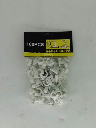 Picture of 10mm cable clips 64007-3/1*300