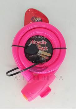 Picture of BS-0326 Bicycle lock/1*60