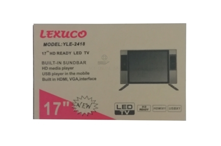 "Picture of YLE-2418 17"" YACHISA LED TV/1*5"