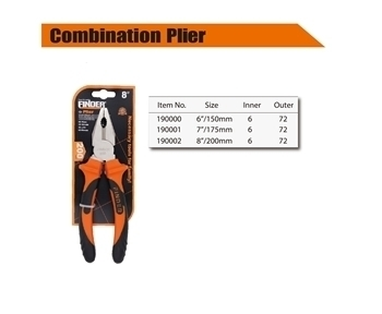 "Picture of 190002 Finder Combination plier(200mm/8"")/1*72"