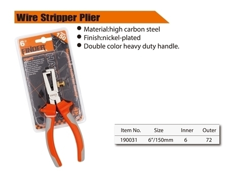 """Picture of 190031 wire joint plier(150mm/6"""")/1*72"""