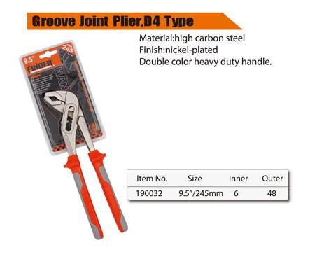"""Picture of 190032 Pliers(245mm/9.5"""")/1*48"""